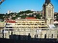 Restauration de l'église, le 8 Juin 2006.jpg
