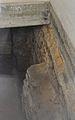 Restes de la muralla romana, carrer de les Avellanes, València.JPG