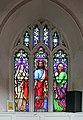 Resurrection and the Life window, All Saints, Edge Hill.jpg