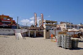 Rethymno's beach 3.JPG