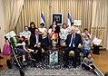 Reuven Rivlin hosts a group of medical and salvation children, October 2017 (5826).jpg