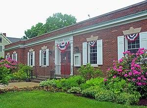 Rhinebeck (town), New York - Rhinebeck Town Hall