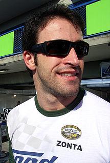 Ricardo Zonta Brazilian racing driver