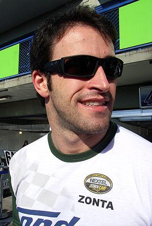 Ricardo Zonta - Zonta in 2007, as a Stock Car Brasil driver