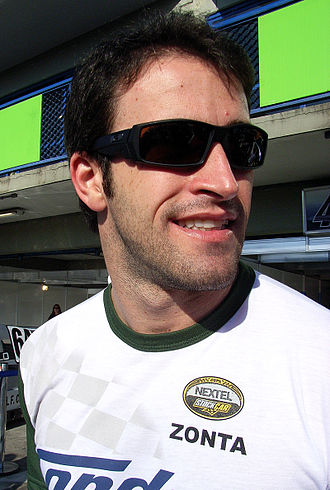 Ricardo Zonta - Zonta in 2007, as a Stock Car Brasil driver