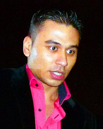 Fatboy (EastEnders) - Ricky Norwood, who was cast to play Fatboy in EastEnders: E20