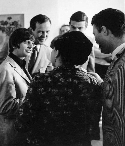 Ringo Starr circa 1965