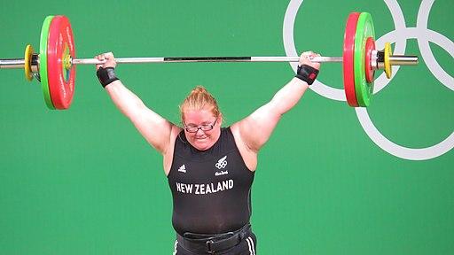Rio 2016. Levantamento de pesos- weight lifting (28822561370)