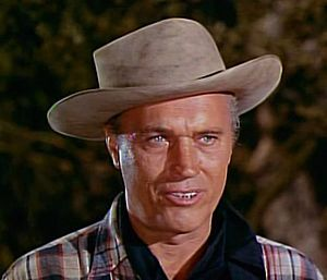 Robert J. Wilke - Image: Robert J. Wilke in Bonanza (The Trail Gang)
