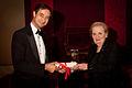 Robin Niblett and Madeleine Albright (6441830999).jpg