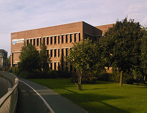 Newcastle University Library - The Philip Robinson Library, part of the University Library