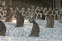 Ŝtonĝardeno, Chandigarh-statues.jpg