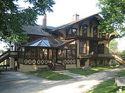 Tinker Swiss Cottage, a National Register of Historic Places listing