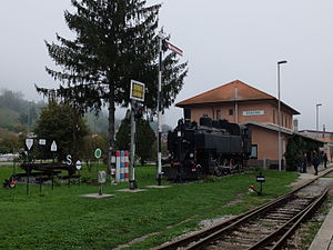 Rogatec - Rogatec railway station