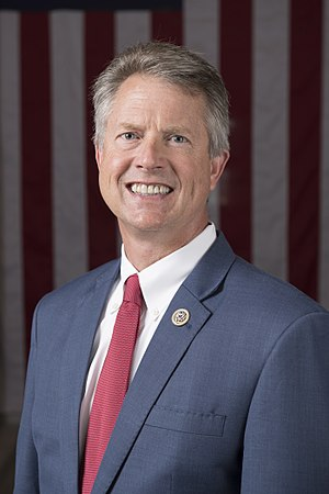 Roger Marshall (politician) - Image: Roger Marshall official portrait