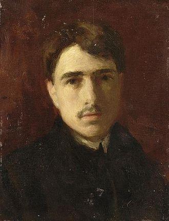 Roger de La Fresnaye - Self portrait, c. 1906