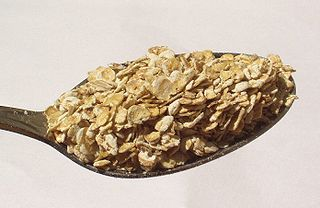 Rolled oats food
