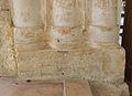 Roman altar stone, Godmanstone church.jpg