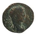 Romerskt mynt från år 225 med Alexander Severus - Skoklosters slott - 100175.tif