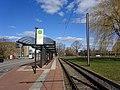 Rostock Campus Südstadt tram stop 2020-03-22 02.jpg