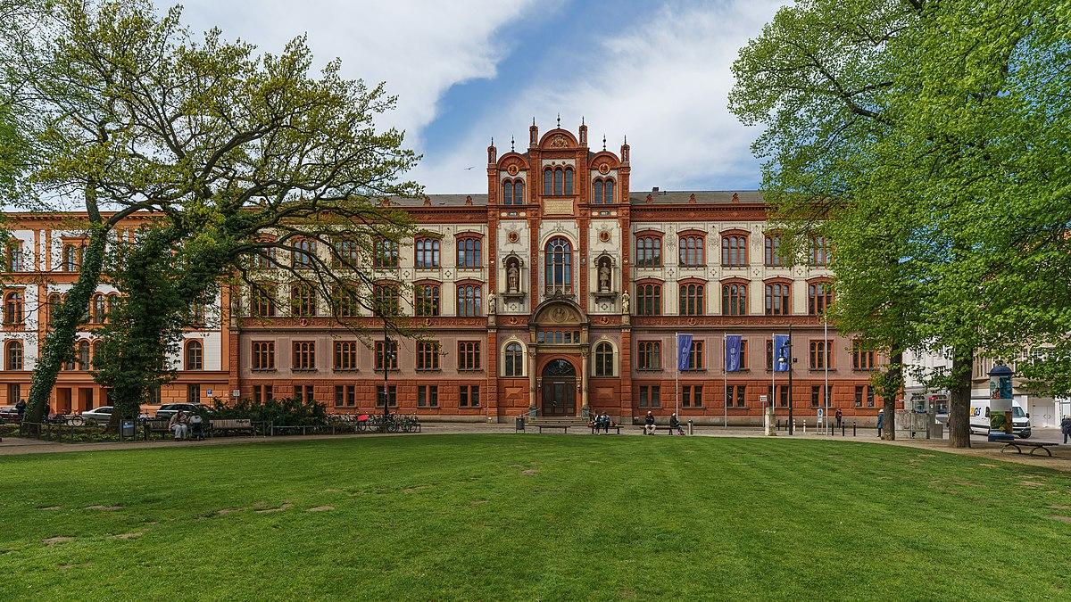 Rostocks Universitet Wikipedia