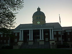 Roswell City Hall