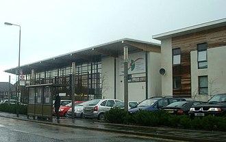 Roundshaw - Image: Roundshaw Community Centre geograph.org.uk 1599282