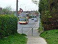 Route 29 bus on Eridge Road - geograph.org.uk - 2357184.jpg