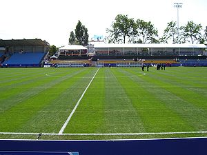 2007 FIFA U-20 World Cup - Image: Royal Athletic Park Victoria