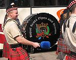 Pipes & Drums of the Royal Scots