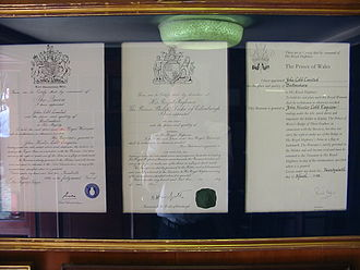 John Lobb Bootmaker - Royal warrants of John Lobb, bespoke shoe and bootmaker, London