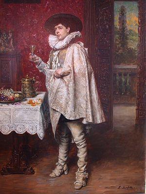 Ferdinand Roybet - Image: Roybet repas thb