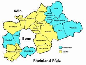 Einwohnermeldeamt Siegburg rhein sieg kreis