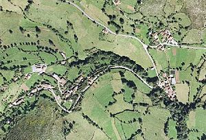 Rubiano - Aerial view of Rubiano