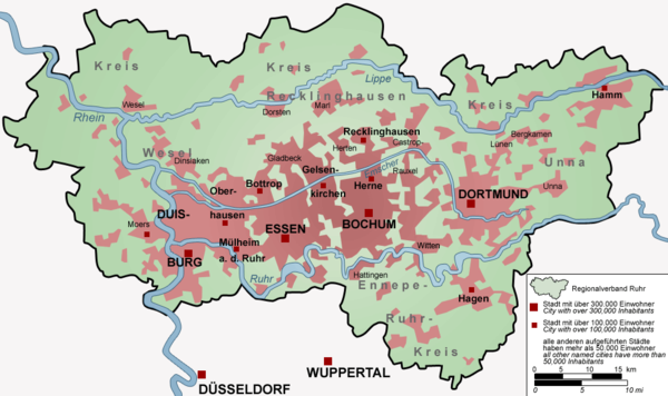 Map of the Ruhr Ruhr area-map.png