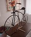 Running bicycle for children, Bike museum, Balassagyarmat txt.jpg