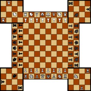 Fortress chess - Fortress Chess