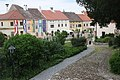 Rust (Burgenland), view to the Conradplatz.JPG
