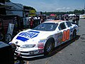 Ryan Truex Michael Waltrip Racing Toyota Thompson 2009.jpg