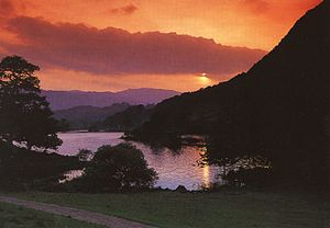 Rydal, Cumbria - Image: Rydal Cumbria