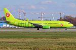 S7 Airlines, VQ-BRP, Boeing 737-8LP (30610111923).jpg