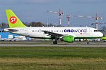 S7 Airlines (Oneworld Livery), VP-BTN, Airbus A319-114 (16268574998) (2).jpg