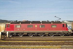 SBB-CFF-FFS Re 620 - Image: SBB Re 6 6 11611