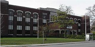 Sarnia Collegiate Institute and Technical School Secondary school in Sarnia, Lambton County, Ontario