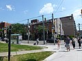 SE corner of King and Church, 2013 07 17.JPG