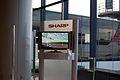 SHARP's TV at Narita AP in Aug 2007.jpg