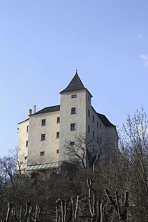 Wienerwald, Austria - Wildegg Castle