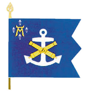 Archipelago Sea Naval Command - Colour of the Command
