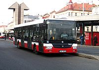 SOR City NB 12 n°3949 of Prague public transport company.JPG