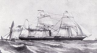 Inman Line 19th-century British passenger shipping company